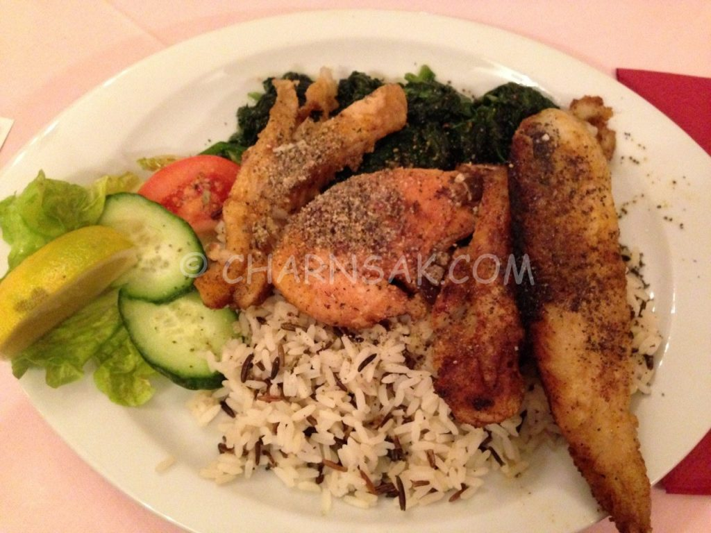 Three Fish Filet